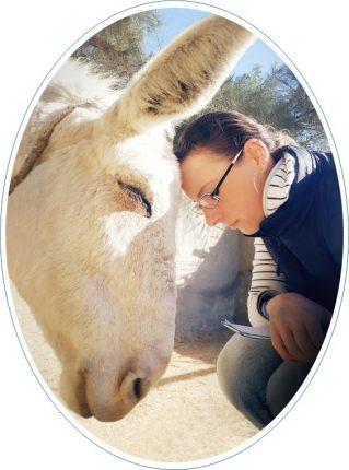 Dr Wontorra - NONVERBALE TIERKOMMUNIKATION - Tiergespraech mit Esel